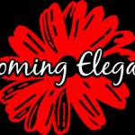 blooming elegance tshirt